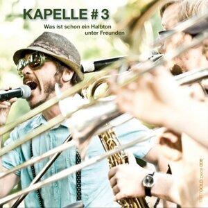 Kapelle#3 歌手頭像