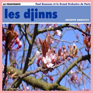Les Djinns|Paul Bonneau et le Grand Orchestre de Paris 歌手頭像