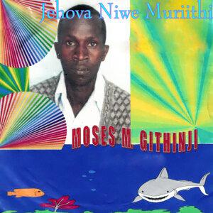Moses M. Githinji 歌手頭像