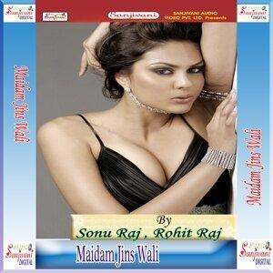 Sonu Raj, Rohit Raj 歌手頭像