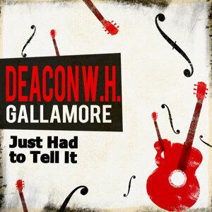 Deacon W.H. Gallamore 歌手頭像