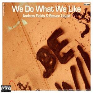Andrew Fields, Steven Liquid 歌手頭像