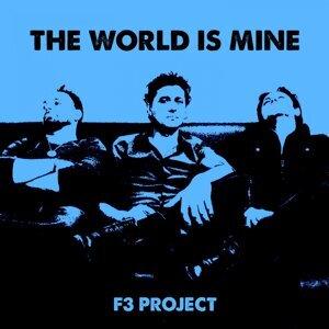 F3 PROJECT 歌手頭像