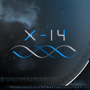 X 14 歌手頭像