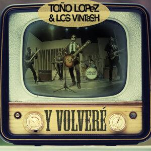 Toño López & Los Vintash 歌手頭像