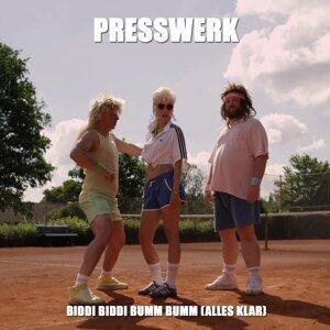 Presswerk 歌手頭像