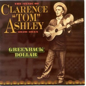 "Clarence ""Tom"" Ashley 歌手頭像"