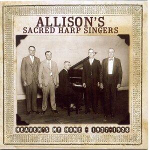 Allison's Sacred Harp Singers 歌手頭像