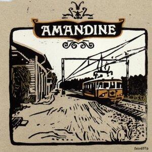 Amandine 歌手頭像