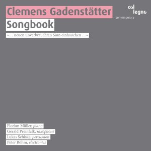 Clemens Gadenstätter 歌手頭像