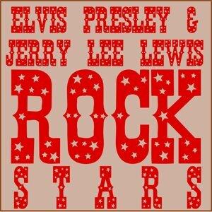 Elvis Presley & Jerry Lee Lewis アーティスト写真