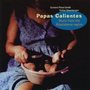 Gustavo Pazos Conde & Esther Steenbergen 歌手頭像