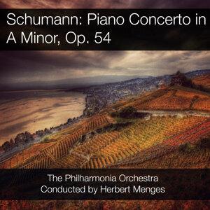 Herbert Menges & The Philharmonia Orchestra 歌手頭像