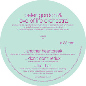 Peter Gordon & The Love of Life Orchestra 歌手頭像