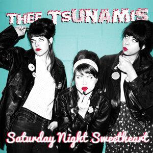 Thee Tsunamis