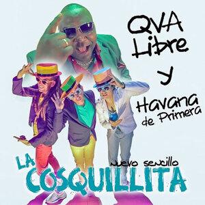 Qva Libre feat. Alexander Abreu & Havana D' Primera