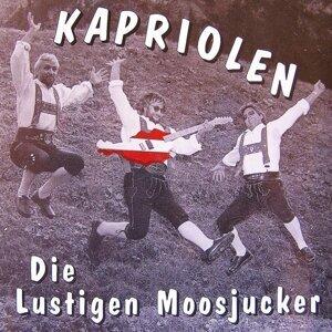 Die lustigen Moosjucker アーティスト写真