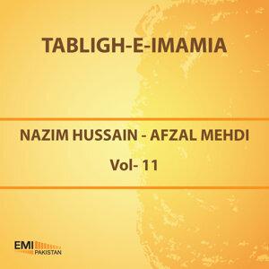 Nazim Hussain, Afzal Mehdi 歌手頭像