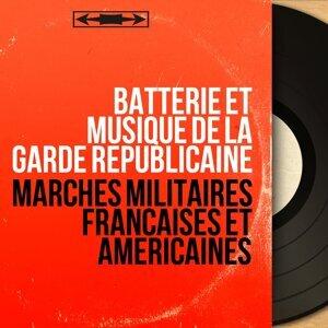 Batterie et musique de la Garde républicaine