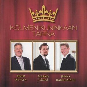 Risto Nevala, Marko Lämsä, Jukka Hallikainen 歌手頭像