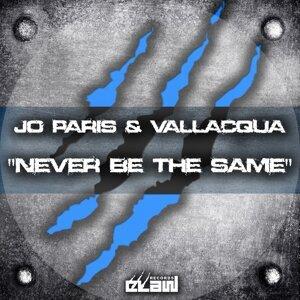Jo Paris, Vallacqua 歌手頭像