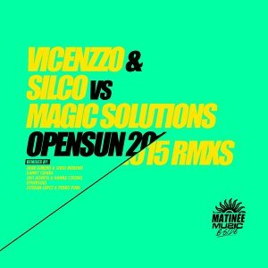 Vicenzzo, Silco, Magic Solutions 歌手頭像