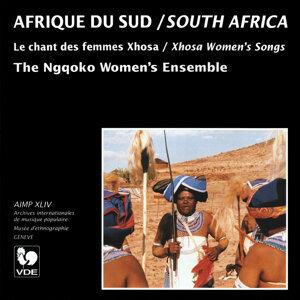 The Ngqoko Women's Ensemble 歌手頭像