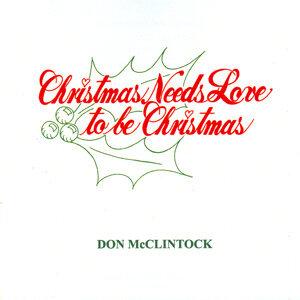 Don McClintock 歌手頭像