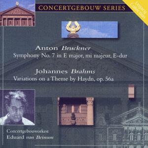 Concertgebouw Orchestra, Eduard van Beinum 歌手頭像