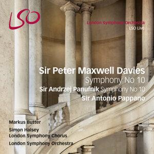 London Symphony Orchestra, Sir Antonio Pappano 歌手頭像