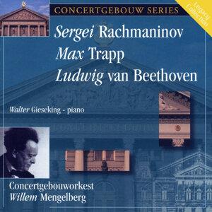 Concertgebouw Orchestra, Willem Mengelberg, Walter Gieseking 歌手頭像