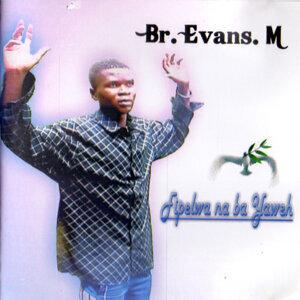 Br. Evans. M 歌手頭像