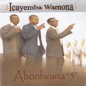 Abonfwana 5 歌手頭像