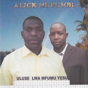Alick Mufumbi 歌手頭像