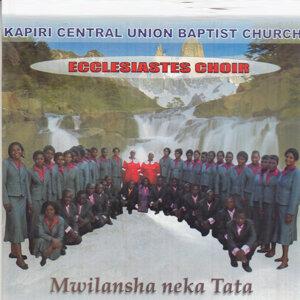 Kapiri Central Union Baptist Church Ecclesiastes Choir 歌手頭像