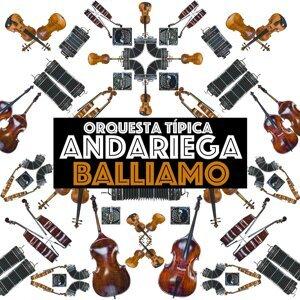 Orquesta Típica Andariega 歌手頭像