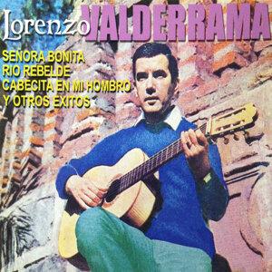 Lorenzo Valderrama 歌手頭像