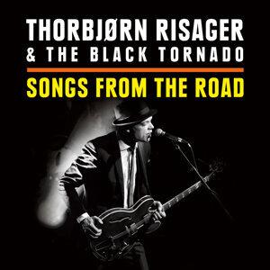 Thorbjørn Risager, The Black Tornado 歌手頭像