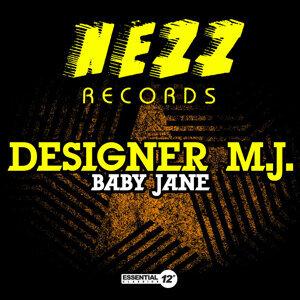 Designer M.J. 歌手頭像