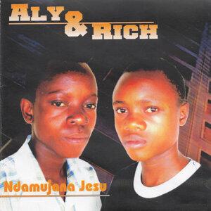 Aly & Rich 歌手頭像
