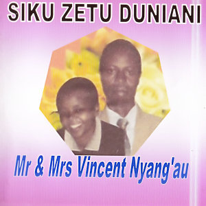 Mr & Mrs Vincent Nyang'au 歌手頭像