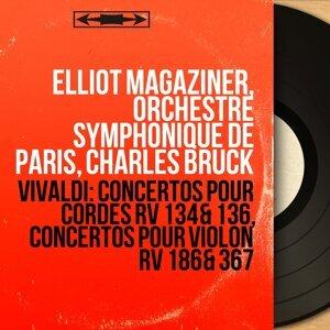 Elliot Magaziner, Orchestre symphonique de Paris, Charles Bruck 歌手頭像
