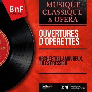 Orchestre Lamoureux, Jules Gressier 歌手頭像