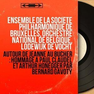 Ensemble de la Société philharmonique de Bruxelles, Orchestre national de Belgique, Lodewijk de Vocht 歌手頭像