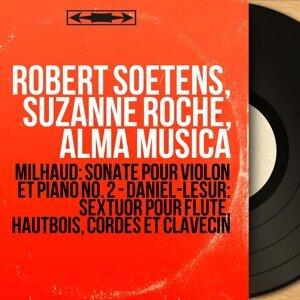 Robert Soetens, Suzanne Roche, Alma Musica 歌手頭像