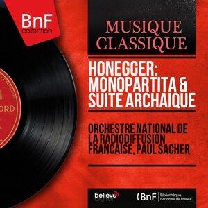 Orchestre national de la Radiodiffusion française, Paul Sacher 歌手頭像