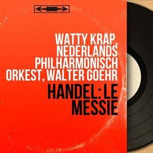Watty Krap, Nederlands Philharmonisch Orkest, Walter Goehr 歌手頭像