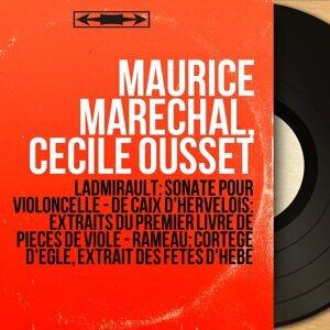 Maurice Maréchal, Cécile Ousset 歌手頭像