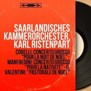 Saarländisches Kammerorchester, Karl Ristenpart 歌手頭像