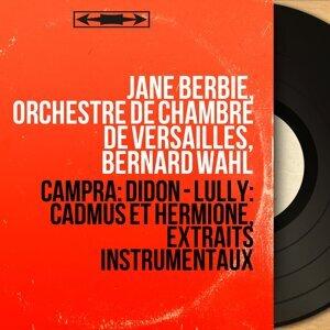 Jane Berbié, Orchestre de chambre de Versailles, Bernard Wahl 歌手頭像